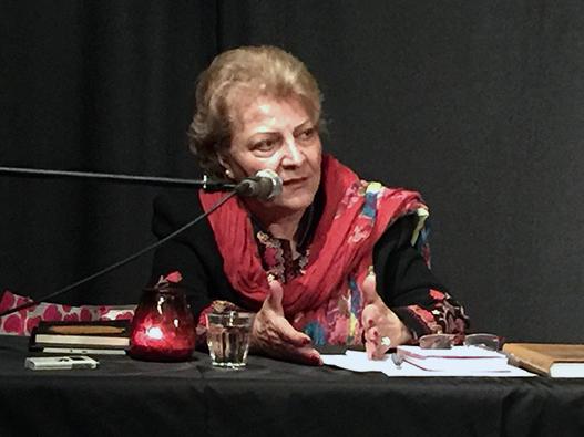 گیتی پورفاضل: معرفی رمان «دو کهربای غارتگر» و گفتاری درباره زن در فرهنگهای مختلف