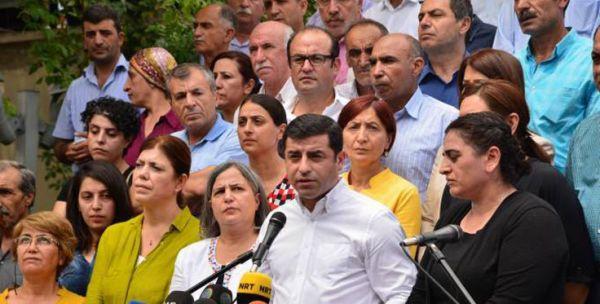 هشدار دمیرتاش به اردوغان: برههای دم تیغ نخواهیم بود