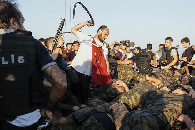 ترکیه از دست می رود؟ کودتا علیه قانون اساسی لاییک