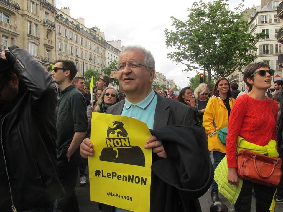 جلال ایجادی: اول ماه مه در پاریس چگونه گذشت؟