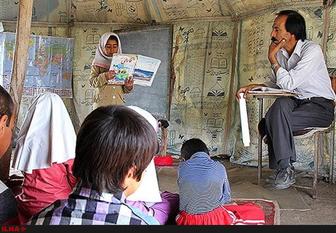 سهم دانشآموزان خوزستانی از چاههای نفت، مدارس بدون بخاریست
