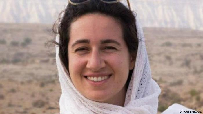 حسین باستانی:۱۲۰۰ ساعت اعترافگیری سپاه با شکنجه و تهدید جنسی' از نیلوفر بیانی