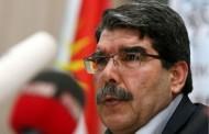 صالح مسلم: هدف ترکیه و آک پارتی نابودی کردها است نه داعش