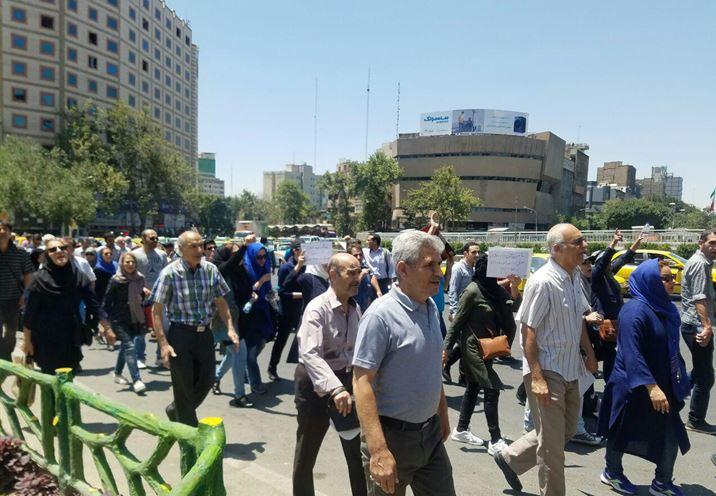 کاوه جویا: بازنشستگان و مالباختگان در آزمونی کامیاب از پیوند دادخواهان