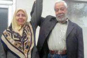 پیگرد اعتراضات ملی و جهانی ایرانیان, هاشم خواستار آزاد شد۔
