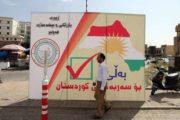 در حاشیه همه پرسی درباره استقلال کردستان