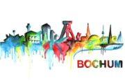 همایش 5 دیماه 1398 در شهر بوخوم، گرامیداشت یاد جانباختگان خیزش آبانماه