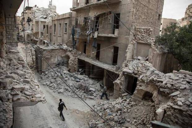 نتیجه جنگ در سوریه آینده جهان را معلوم می کند!