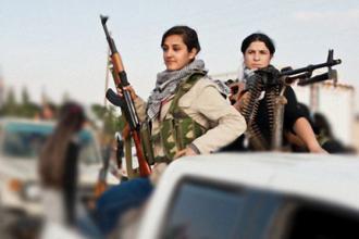 مانورهای دشوار  کردهای سوریه  برای رسیدن   به خود گردانی / یونگه ولت – ترجمه رضا نافعی