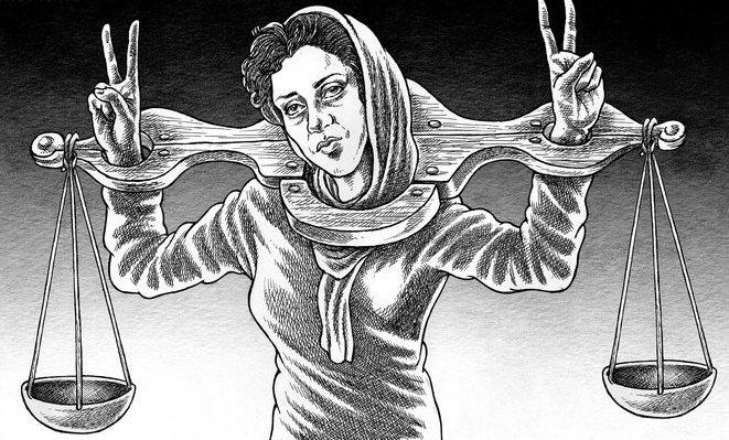 گیتی کاوه: از اولین قربانی تعصبات دینی تا آخرین قربانی تعصبات نژادپرستی و ناسیونالیستی