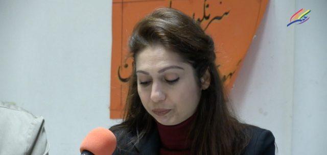 سخنان خانم سحر محمدی در مراسم ۲۸مین سالگرد قتل عام زندانیان سیاسی و کشتارهای دهه ۶۰